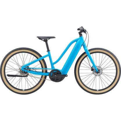 Momentum Transcend E+ Mid-Step E-Bike Hero